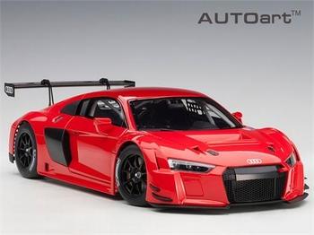 Audi R8 FIA GT GT3  Rood   Red  1/18