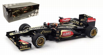 Renault Lotus F1 team K Raikkonen Winner Australien GP2013  1/18