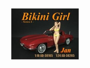 Bikini Girl Januari   1/18