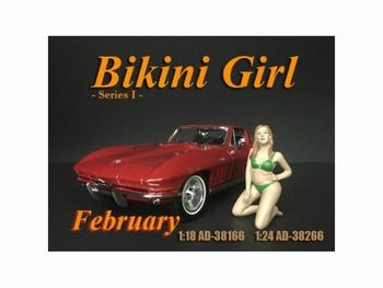 Bikini Girl Februari  1/18