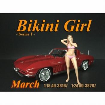 Bikini Girl Maart  1/18