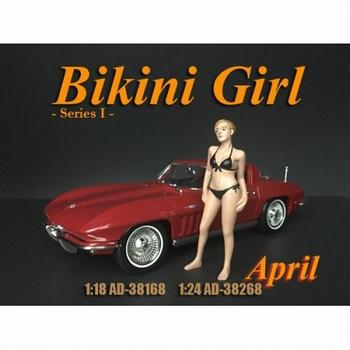 Bikini Girl April  1/18