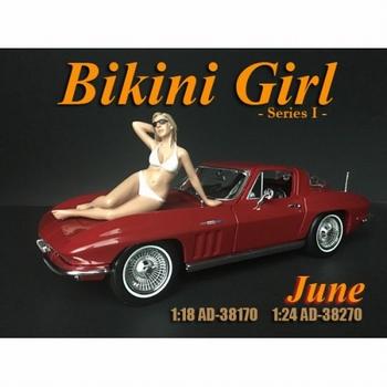 Bikini girl Juni   1/18