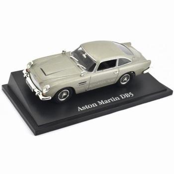 Aston Martin DB 5  Zilver grijs  1/43