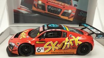 Audi R8lms #6 12 hours of Bathurst 2013  1/18