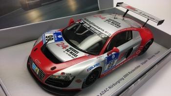 Audi R8 LMS #99 24h ADAC Nurburgring 2009  1/18