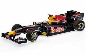 Reanult Red Bull Racing S,Vettel 2011 showcar Formule 1 F1  1/18