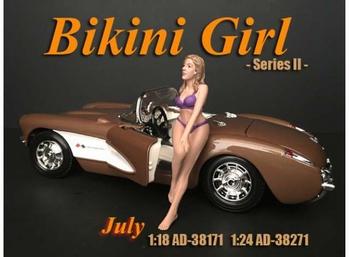Bikini Girl July  1/18