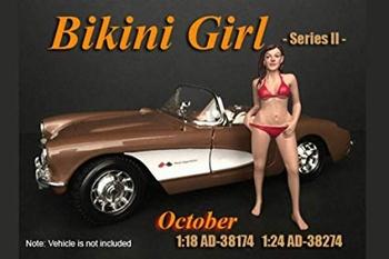 Bikini Girl oktober  1/24