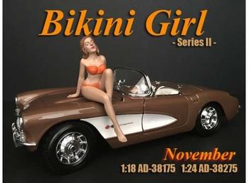 Bikini Girl November  1/24