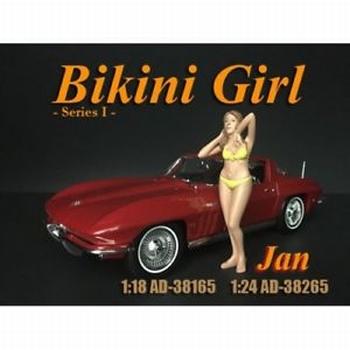 Bikini Girl Januari - January  1/24