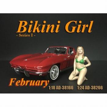 Bikini Girl Februari  - February  1/24