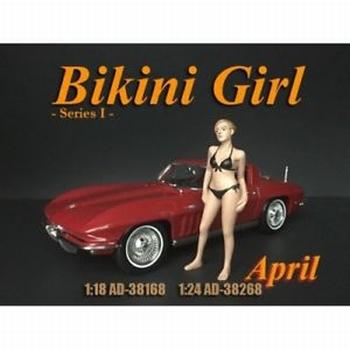 Bikini Girl April  1/24