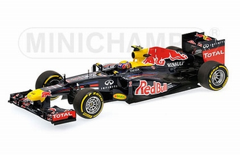 Renault Red Bull racing RB8 M,Webber 2012  1/18