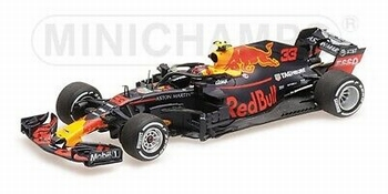 Aston Martin Red Bull Racing Tag Heuer RB14 Max Verstappen   1/43