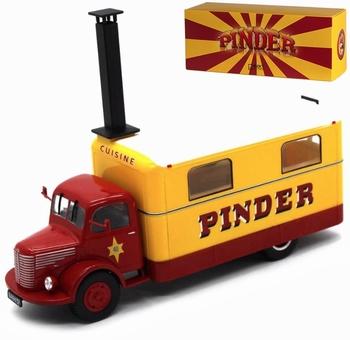Pinder Circus  kitchen truck  1/43