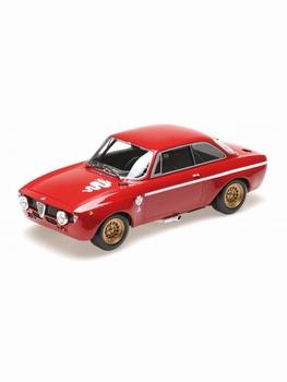Alfa Romeo GTA 1300 Junior Rood -  Red 1971  1/18