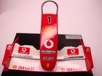 Ferrari neus nose Formule 1 front wing vleugel F1 2003-GA  1/1