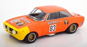 Alfa Romeo GTA 1300 Junior Jagermeister # 83  1972  1/18
