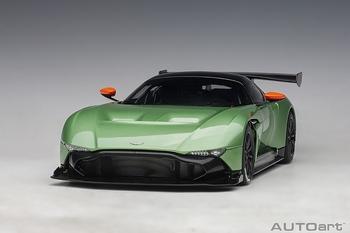 Aston Martin Vulcan 2015  Groen Metallic apple green  1/18
