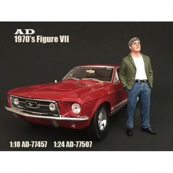 70's Figure VII  1/18