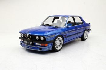BMW Alpina B10 3?5 Blauw - Blue  1/18