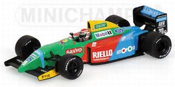 Benetton Ford N,Piquet F1 1990 Formule 1  1/43