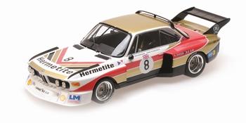 BMW 3,5 CSL 1000KM Nurenburgring  1976 # 8  1/18