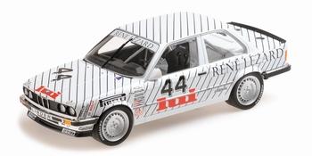 BMW 325i Class Winner Zolder 1986 Voght/ostreich  1/18