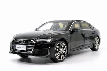 Audi A6 L  2019 Zwart - Black  1/18