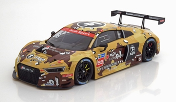 Audi R8 LMS Asia #88 marchy lee Cup Shangai Brown/camouflage  1/18