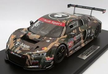 Audi R8 LMS aape Phoenix racing Asia # 88 Cup Taiwan 2016  1/18