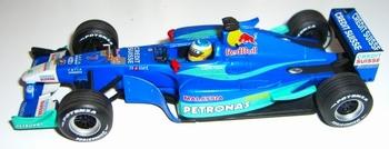 Sauber Petronas  C21 F1 N,Heidfeld Formule 1 Red Bull  1/43