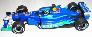 Sauber Petronas F1 F,Massa C21 Formule 1  1/43