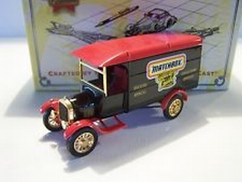 Ford T T Van 1926 Models of yesteryear