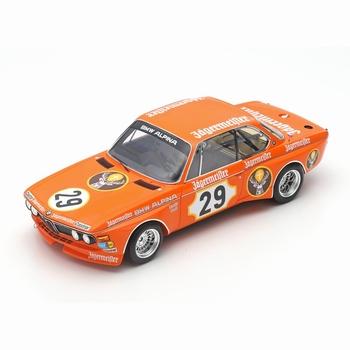 BMW 3,0 CSL #29  Jagermeister Winner Nurburgring 1973  1/18