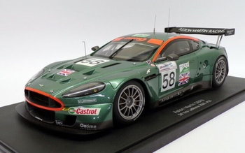 Aston Martin DBR9 24 H Le Mans 2005 #58   1/18