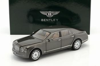 Bentley Mulsanne Brodgar 2010   1/18