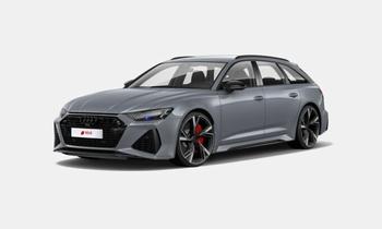 Audi RS 6 Avant Grijs Nardo Grey   1/18