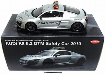 Audi R8 5,2 DTM  Safety Car 2010   1/18