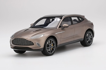 Aston Martin DBX Hyper 2020 Brons   1/18