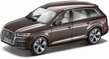 Audi Q7 Bruin Argus Brown   1/18