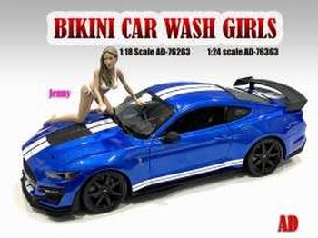 Bikini carwash Jenny  1/18