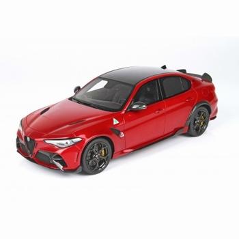 Alfa Romeo Giulia GTA Rosso GTA  Brakes gold  1/18