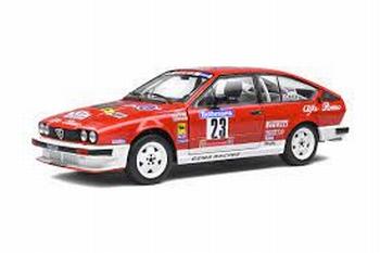 Alfa Romeo GTV6 Tour de corse 1985 #23  1/18
