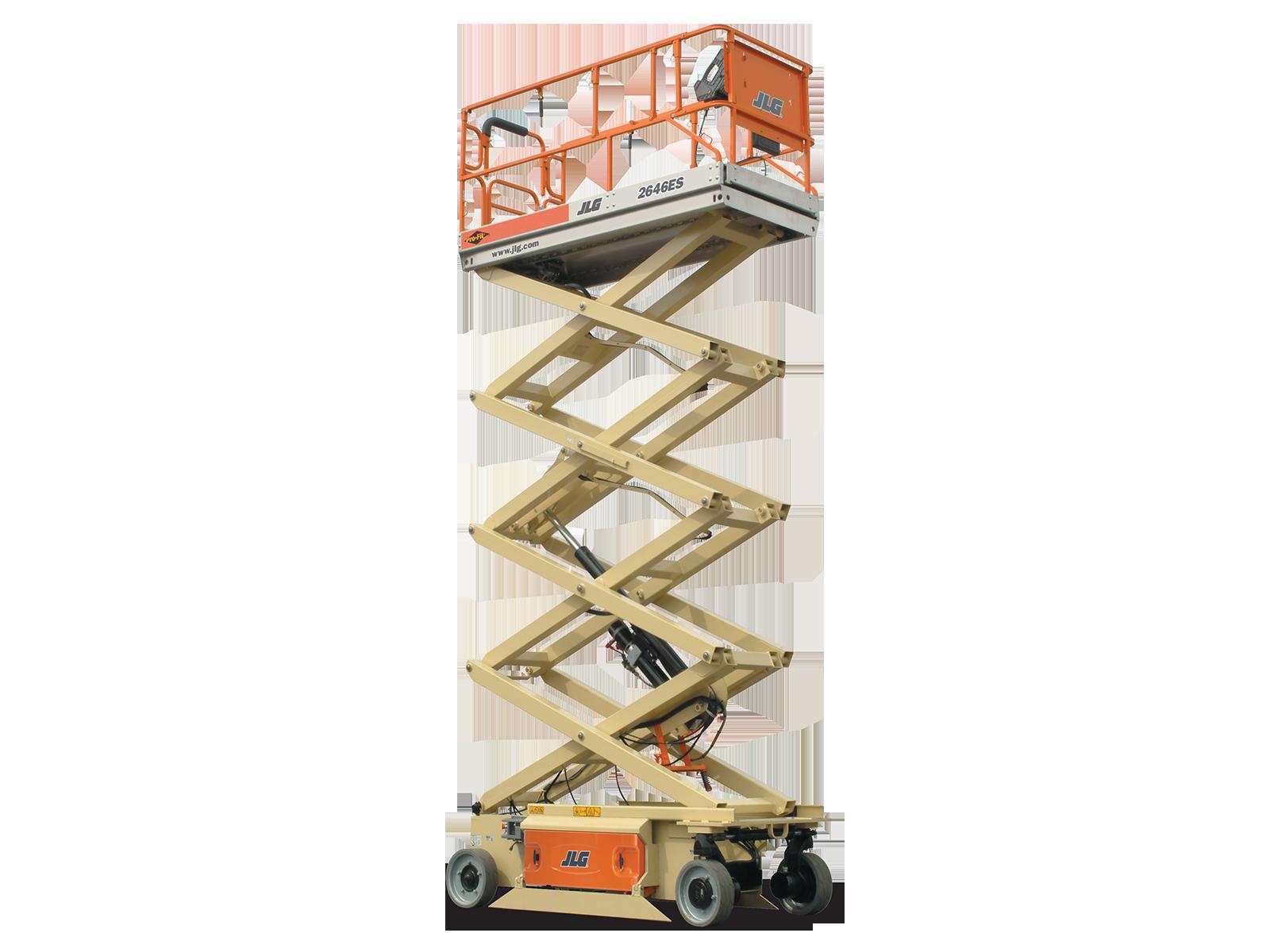 JLG electric sciccor lift 2646ES  1/32