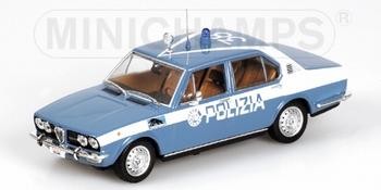 Alfa Romeo Alfetta 1,8 Polizia Politie   1/43