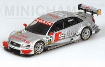 Audi A4 DTM Team joest E,Pirro # 44  1/43