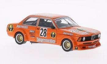 BMW 320i Jagermeister ETCC 1979 #28  1/43