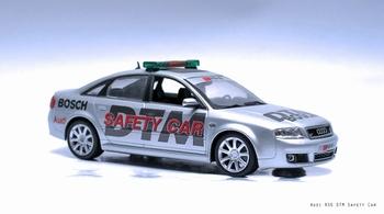 Audi RS6 DTM Safety Car 2003  Bosch   1/43